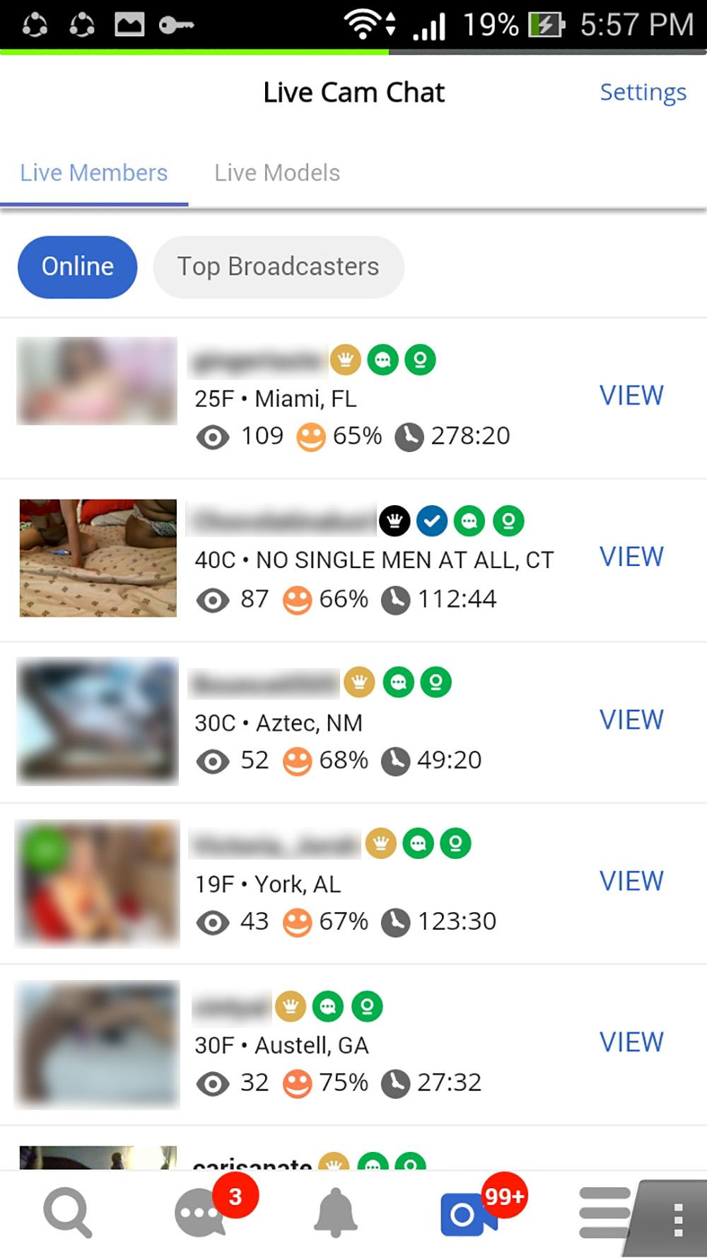 Adultfriendfinder App