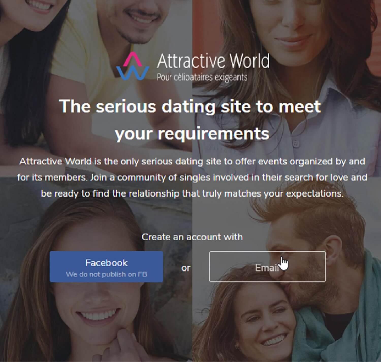 attractiveworld-registration