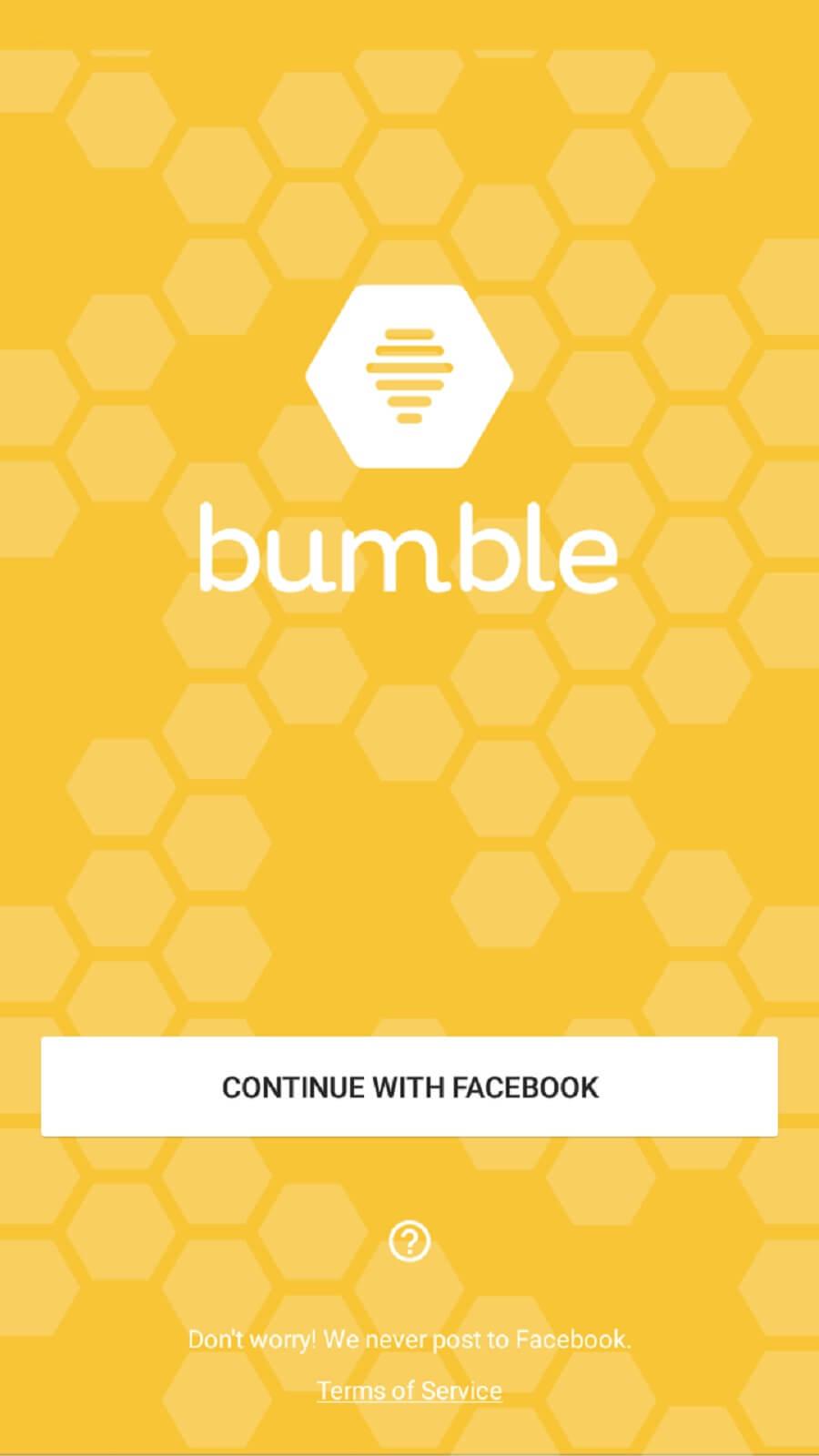 Bumble Registration