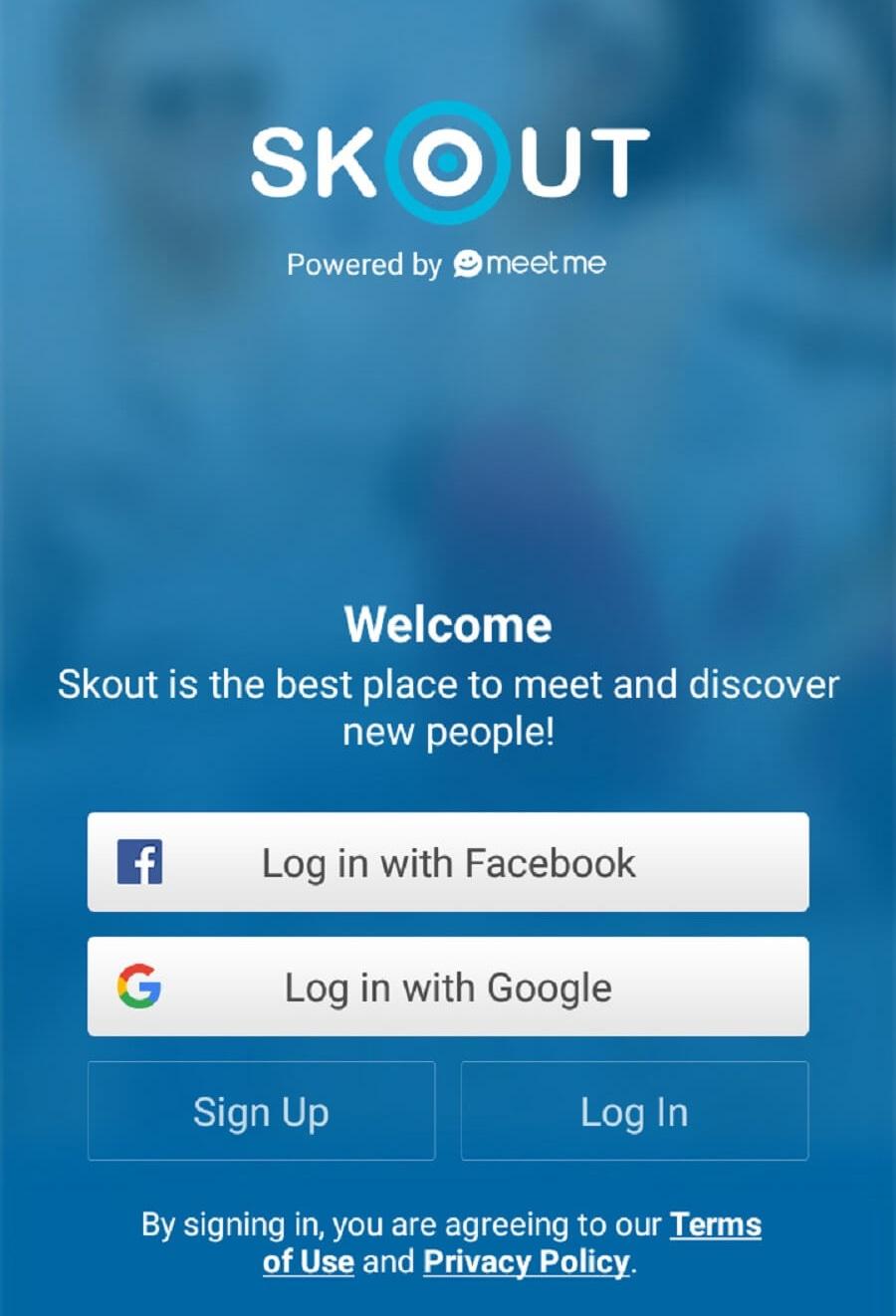 Blocked skout me app Delete Skout