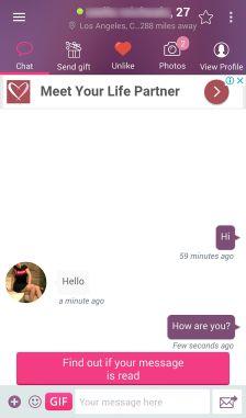 FastMeet Messaging