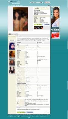 Muslima Member Profile