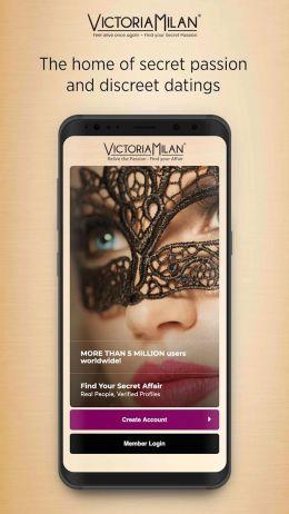 Victoria Milan Ad