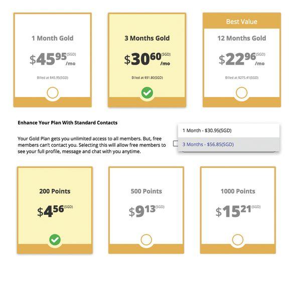 cost of swapfinder sg