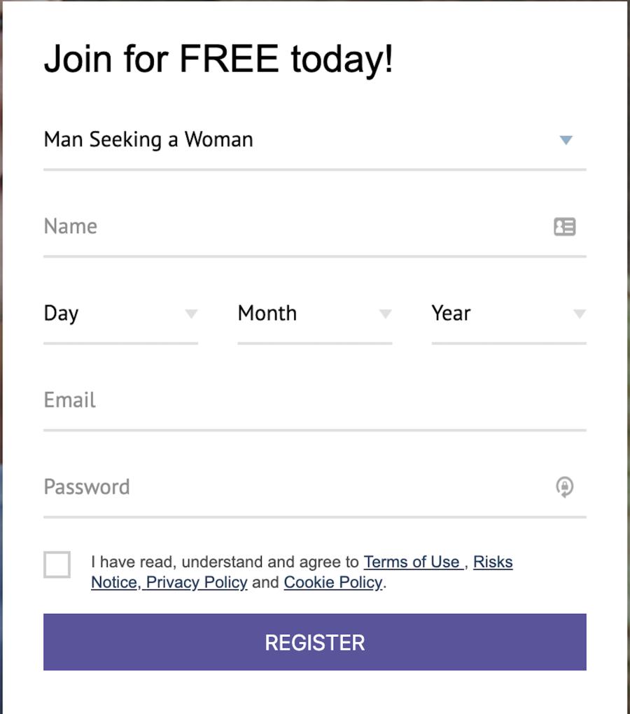 AsiaCharm Registration
