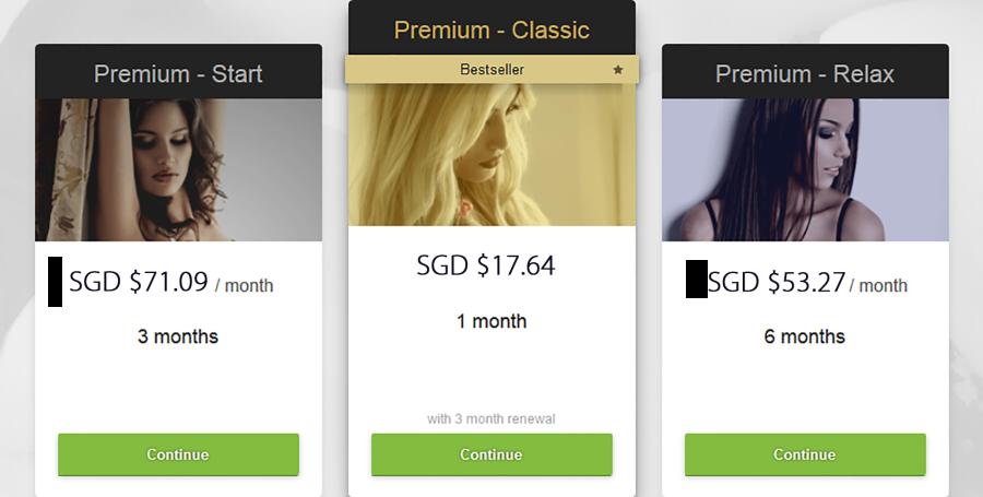 C-date SG Price
