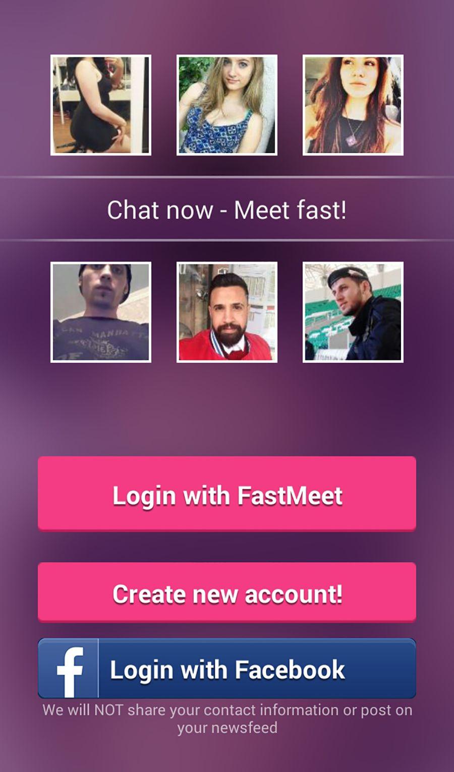 FastMeet App