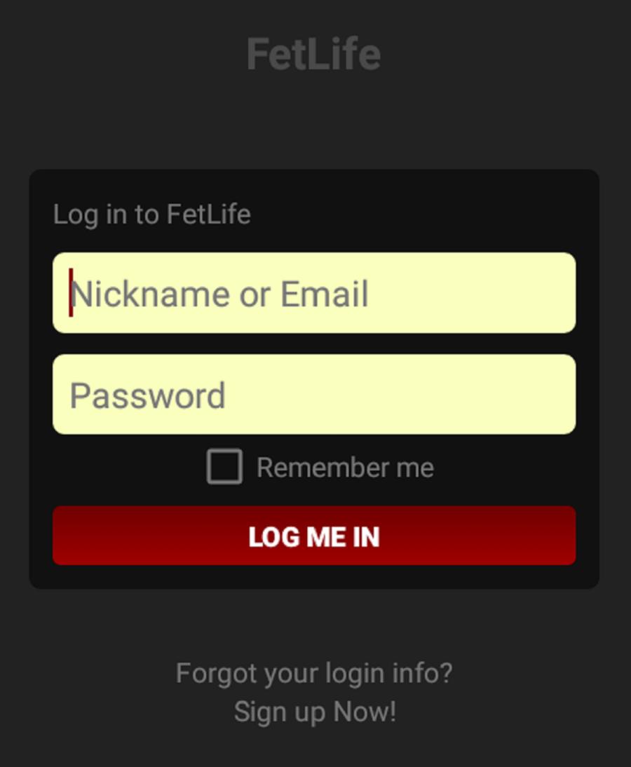 FetLife App
