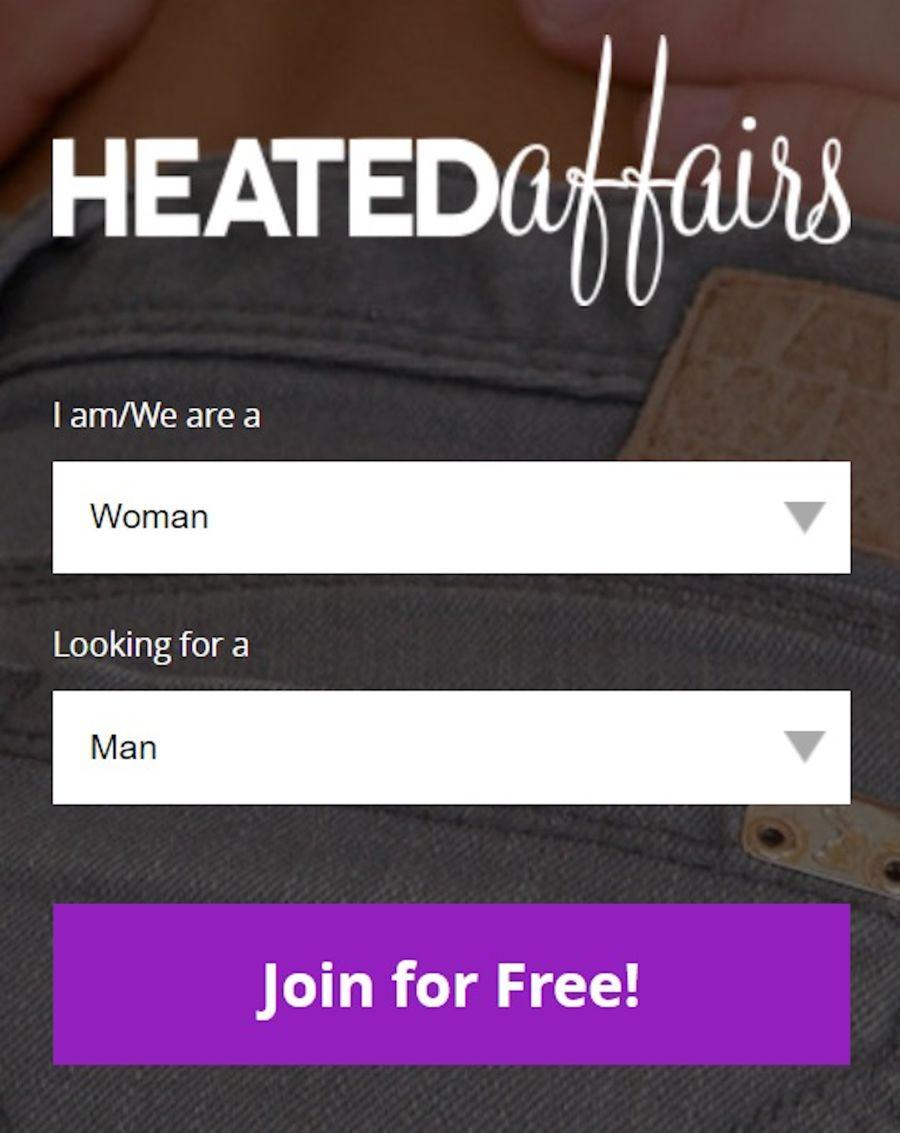 Heated Affairs Registration