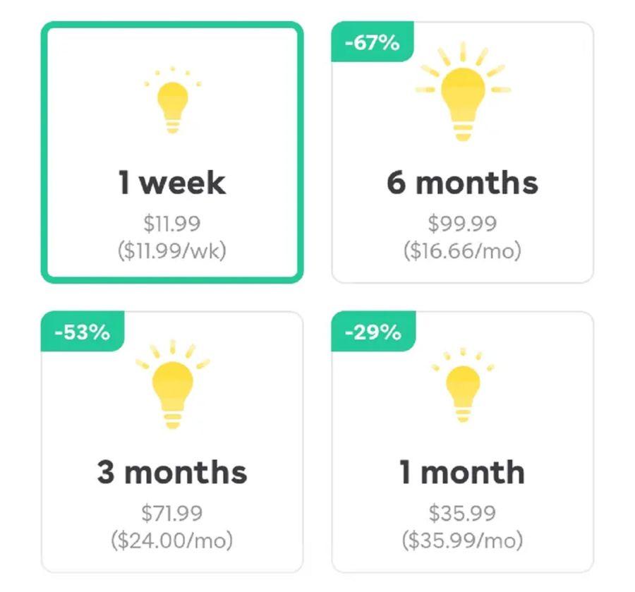 lumen-cost
