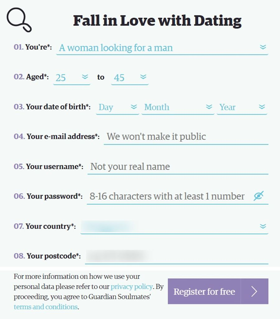 Soulmates Sign Up