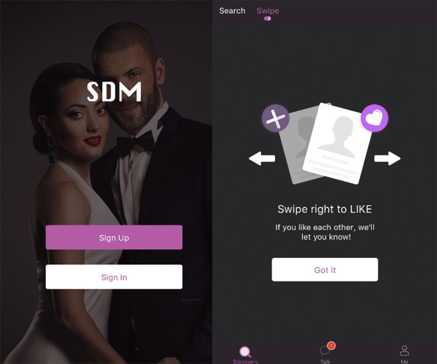 SugarDaddyMeet App