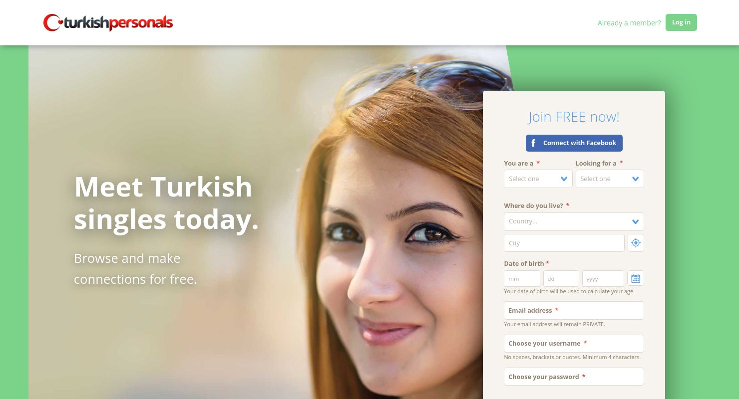 Turkish Personals
